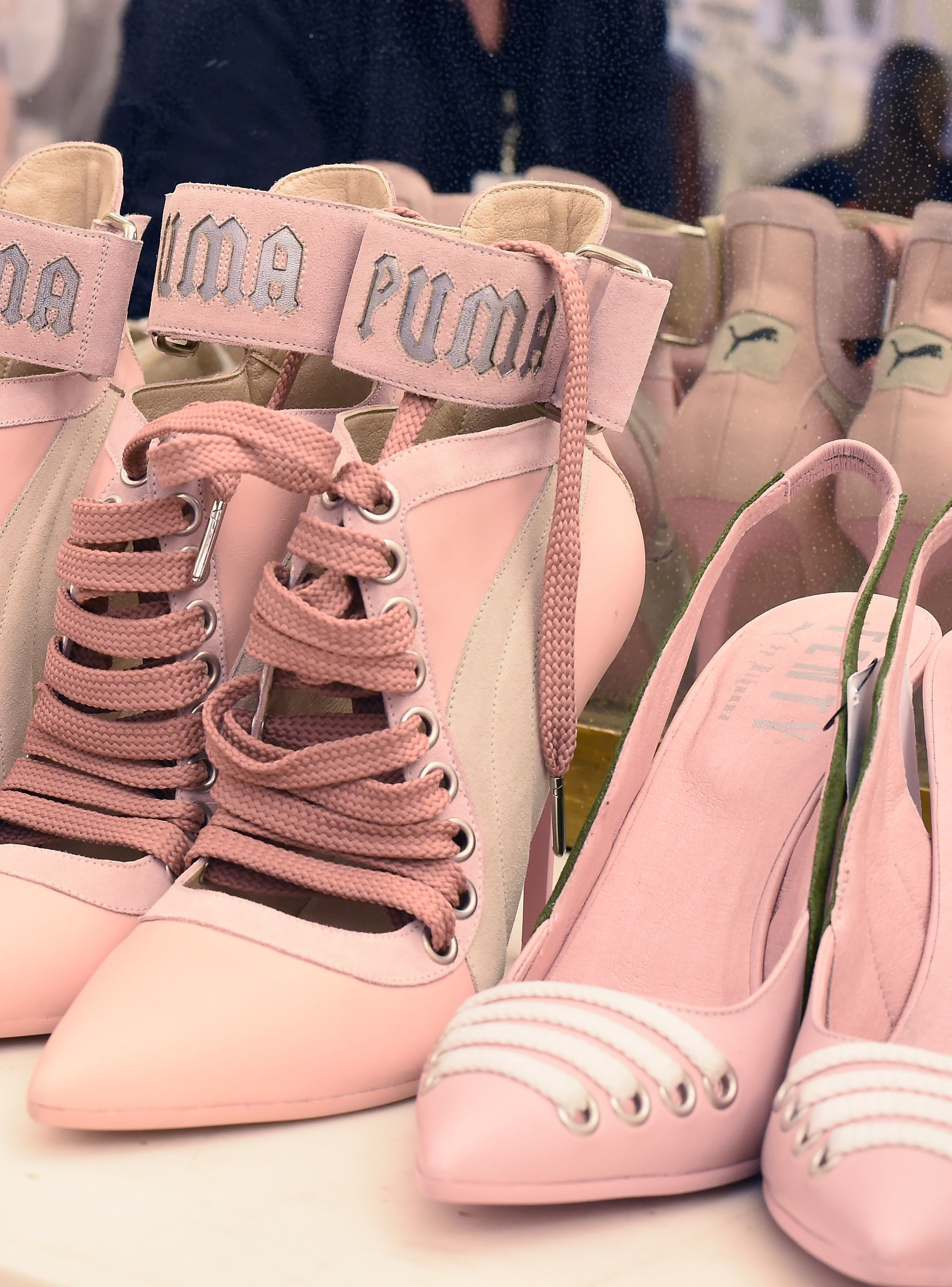 You Have To See The Spring Version Of Rihanna\'s Sell-Out Puma Shoes ...