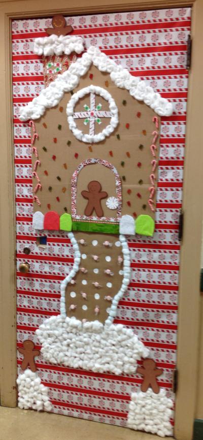Christmas Door Decorating Contest Winners Doordecorating
