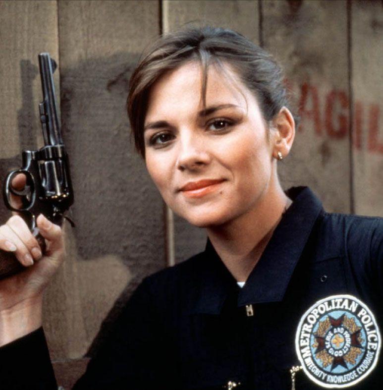"""Kim Cattrall en """"Loca Academia de Policía"""" (Police Academy ..."""