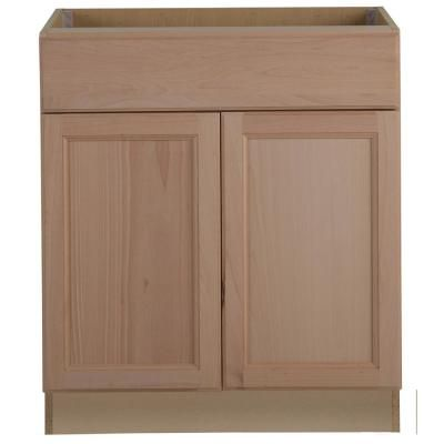 Best Hampton Bay Benton Assembled 30X34 5X24 Base Cabinet With 400 x 300