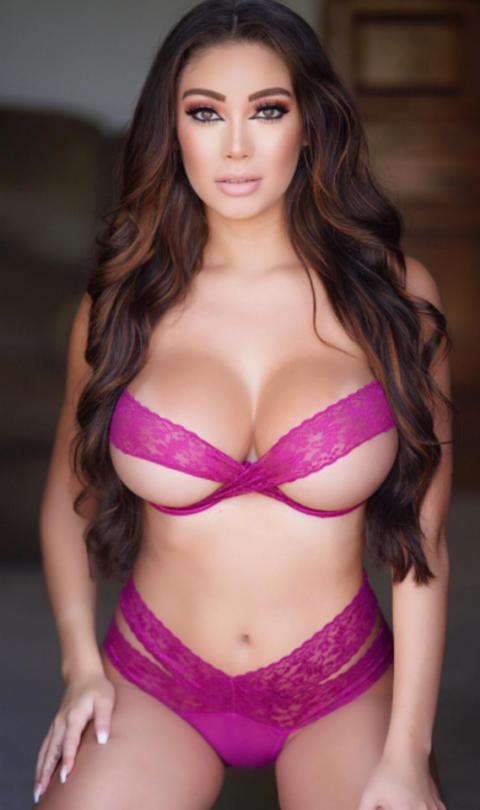 Lucero lingerie