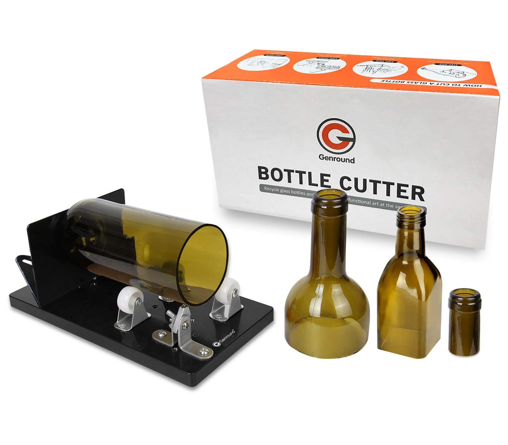 Glass Cutter Beer Wine Bottle Cut Bottles Cutting Tool for Art Craft Making DIY