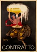 Contratto (small) by Cappiello, Leonetto | Vintage Posters at International Poster Gallery