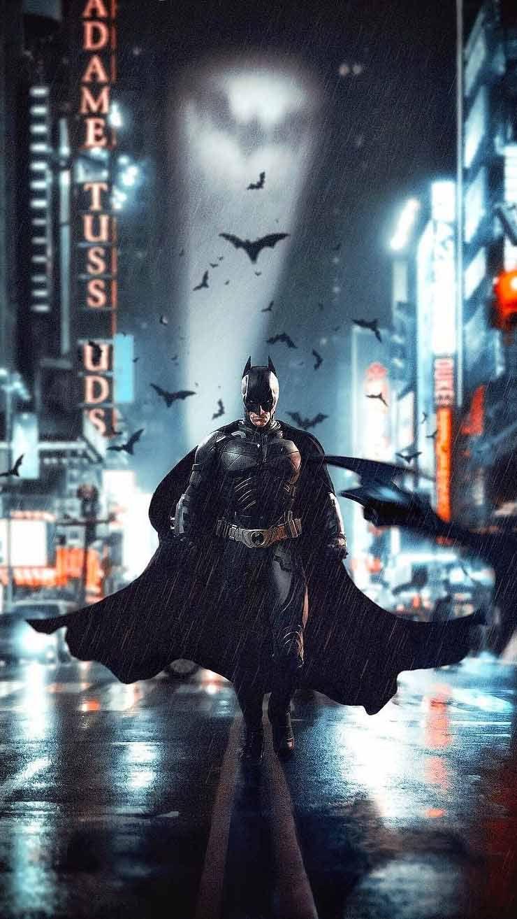 Batman Hd Wallpaper In 2020 Batman Wallpaper Iphone Batman Wallpaper Batman