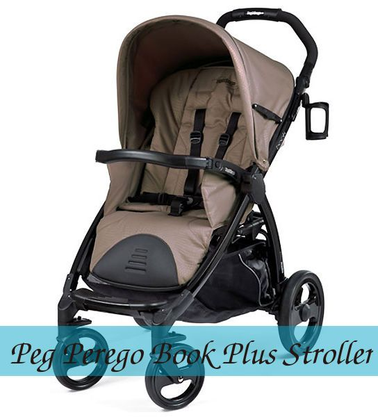 Peg Perego Book Plus Stroller Geo Baby Jogger Prams