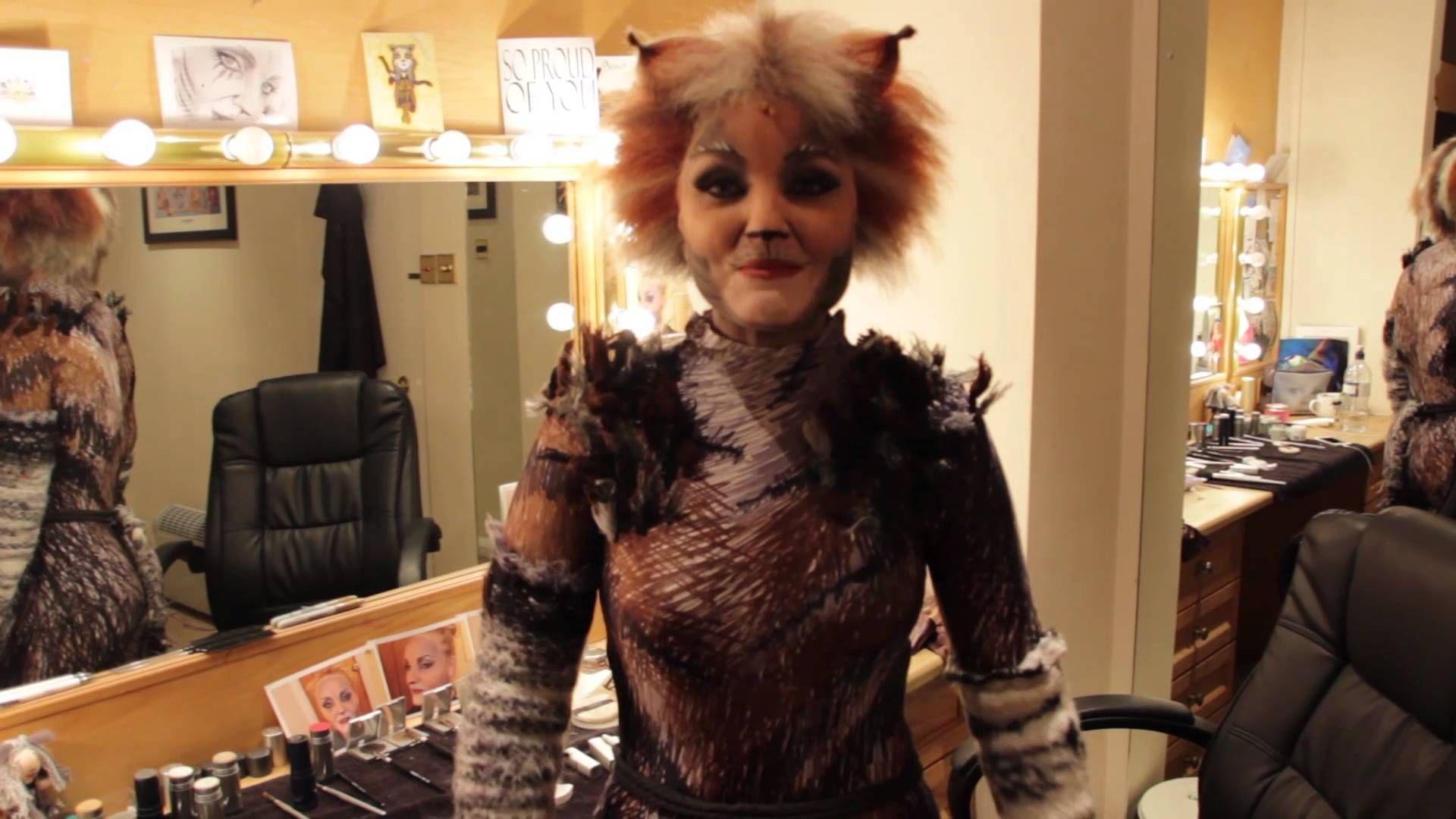 Watch PPA patron Kerry Ellis Grizabella for Cats!