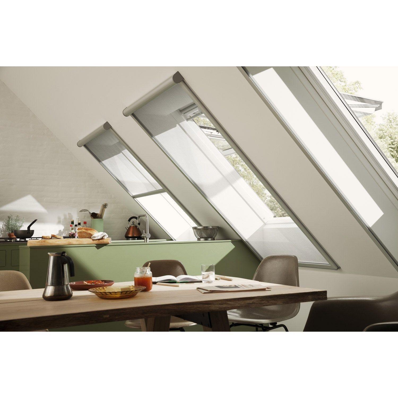 Moustiquaire Pour Fenêtre De Toit Velux H240 X L109 Cm