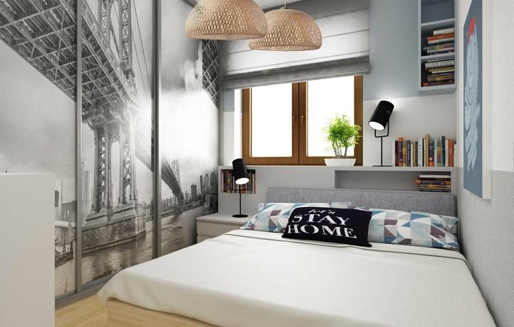 Single Schlafzimmer in 2020   Schlafzimmer einrichten ...
