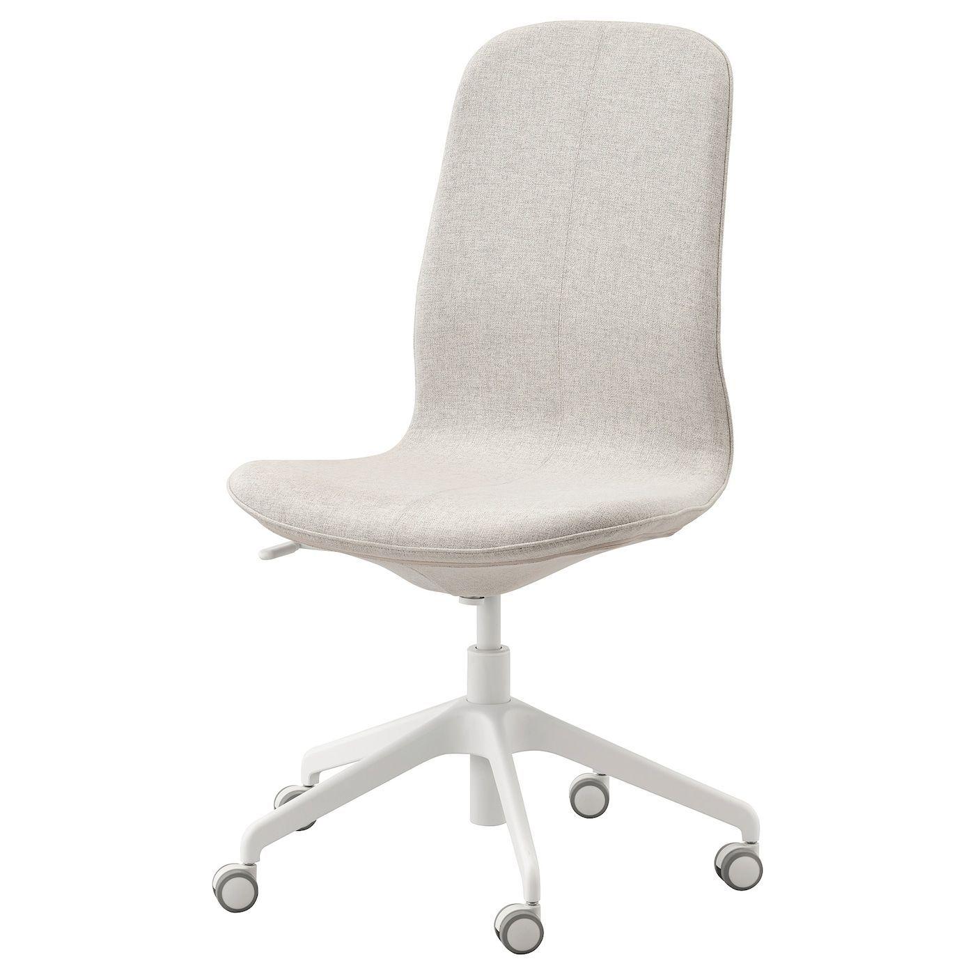 IKEA - LÅNGFJÄLL Chaise de bureau en 7  Chaise bureau, Chaise