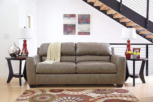 Quarry Kaylor Durablend Queen Sofa Sleeper View 1 Playroom Sofa