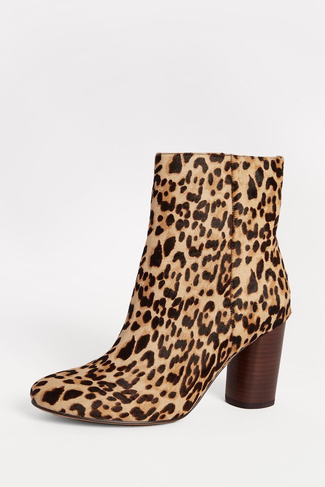 ea6cf296a SAM EDELMAN Corra Leopard Bootie