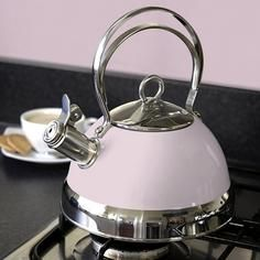 Candy Rose Stove Kettle Pink Kettle Kitchen Kitchen Appliances