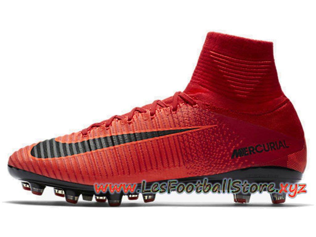 Nike Mercurial Superfly V Df Ag Pro 831955 616 Chaussure de