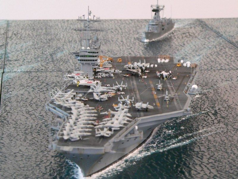 Aircraft Carriers Fighter Jets