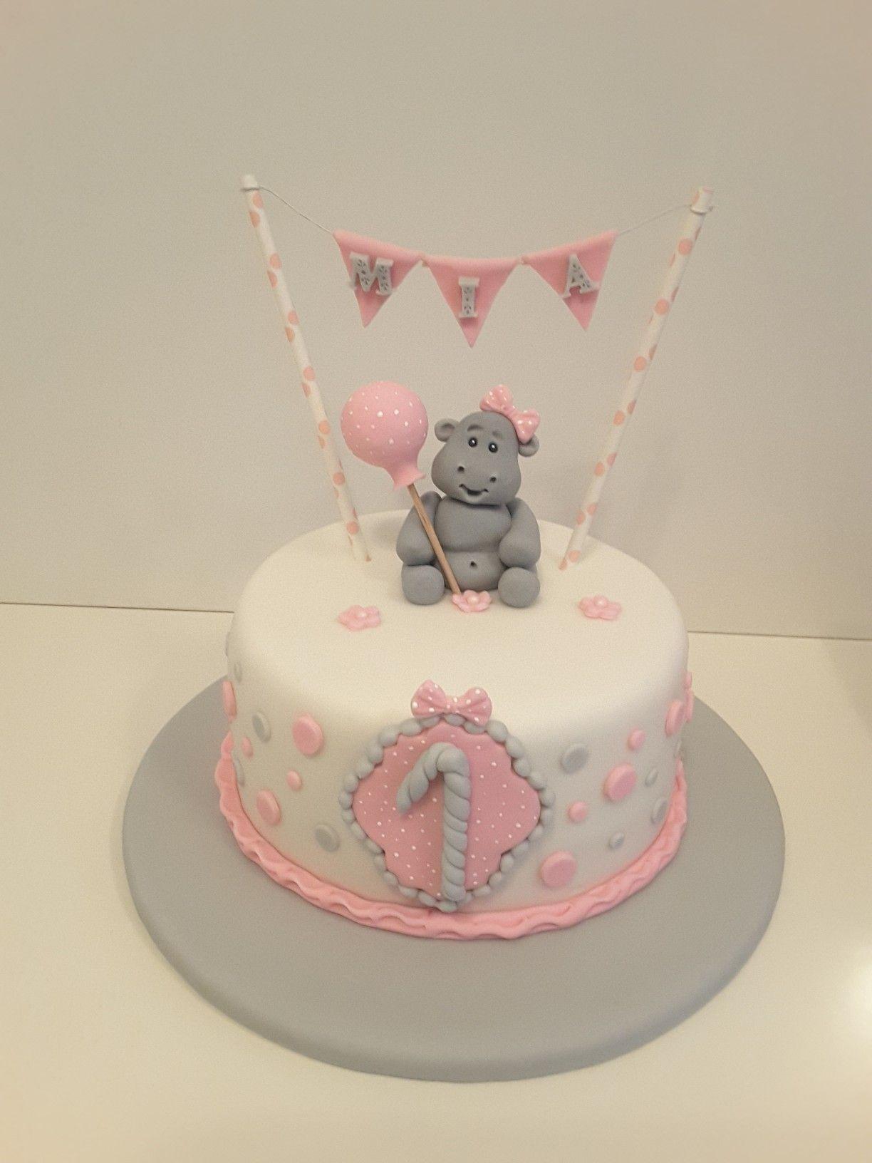 Kindertorte 1 Geburtstag Torten Dekorieren Modellieren
