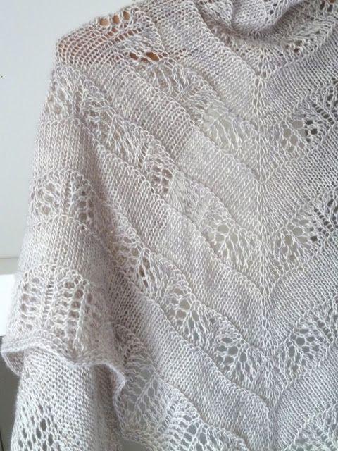 Knitting Pattern Shawl: Shaelyn | Fai da te e hobby | Pinterest ...