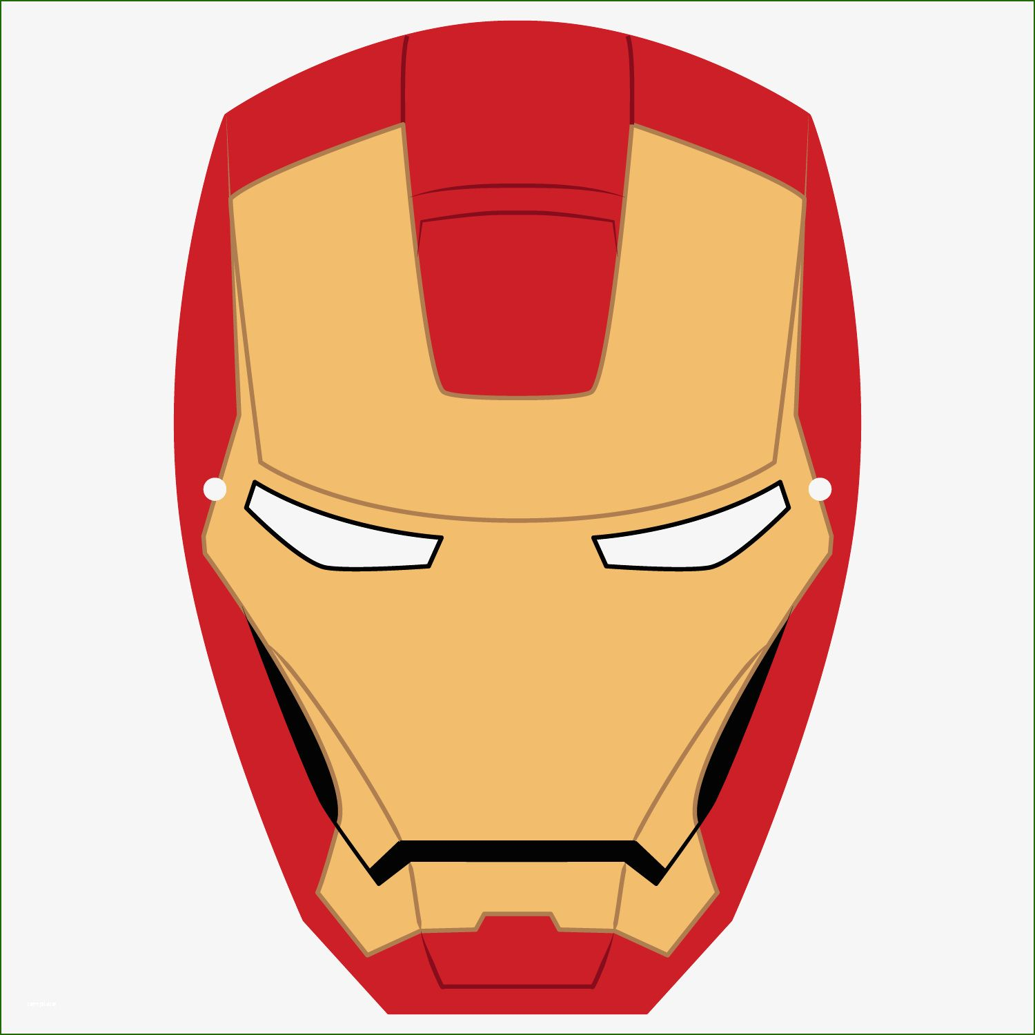 16 Marvelous Iron Man Mask Template 2020 Iron Man Mask Ironman Mask Mask Template