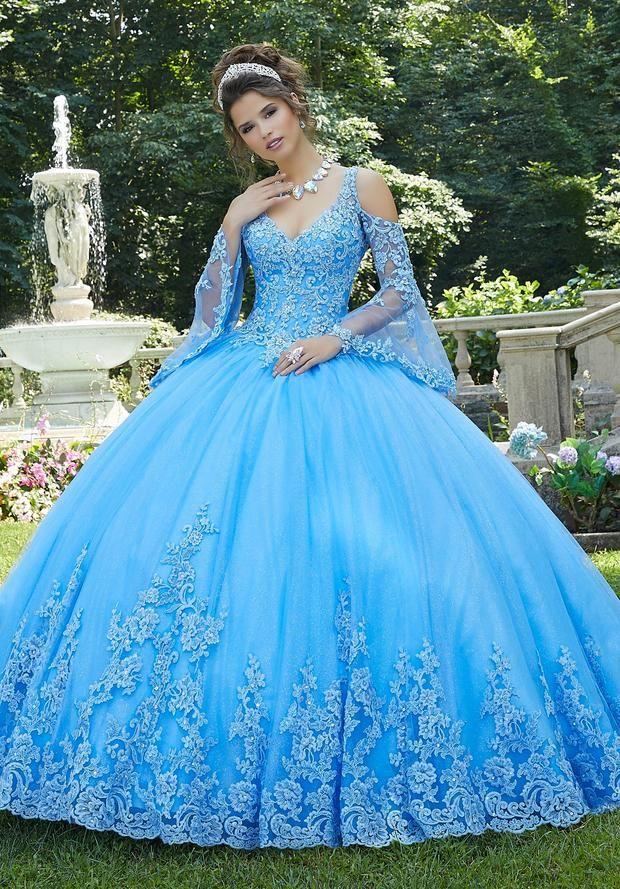 Velvet Charro Quinceanera Dress by Alta Couture MQ3037 ...