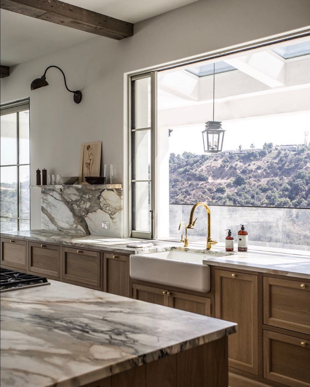 Jake Arnold On Instagram Considering The Outside When Designing The Inside Is Part Of My Design Proc Interior Design Kitchen Kitchen Interior Home Remodeling