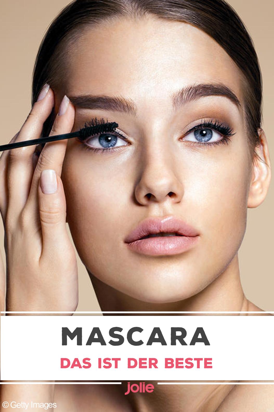 Wimpern Färben Mascara
