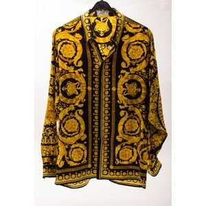 gianni versace shirt