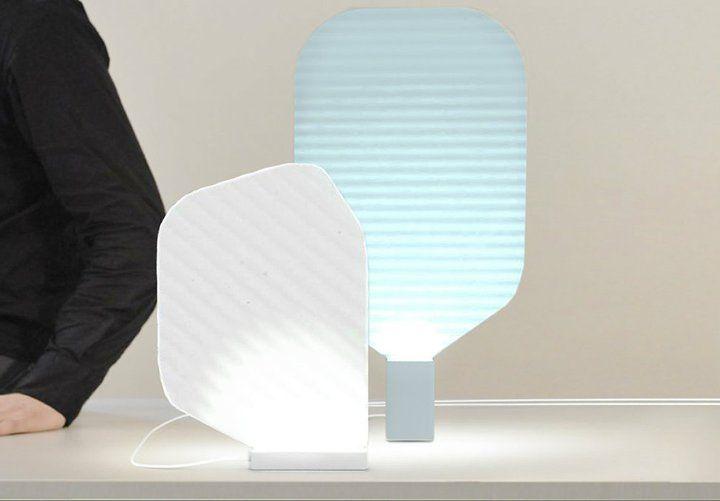 FLODEAU Arnaud Lapierre Field lamp 6 design object