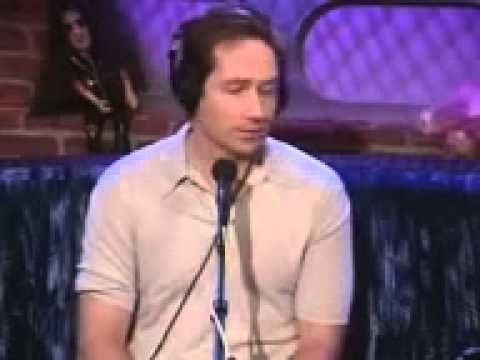 Alien Beetlejuice And David Duchovny Howard Stern Show Beetlejuice Howard Stern Show David Duchovny
