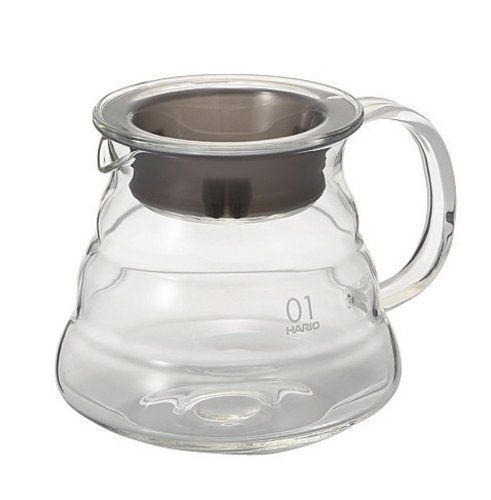 Details about Hario V60 Range Coffee Server 360Ml Glass Clear Coffee Pot Tea Pot XGS 36TB New #coffeeserver