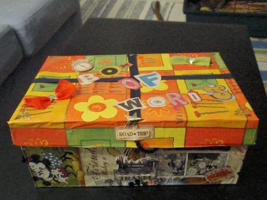 Άσκηση: Το κουτί των λέξεων