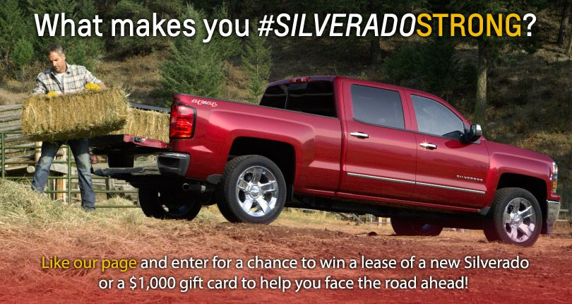 Those Who Face Life S Challenges Head On Every Day Aren T Just Strong They Re Silveradostrong Like Our Page A Chevrolet Silverado Chevy Silverado Silverado
