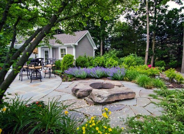 16 Simple But Beautiful Backyard Landscaping Design Ideas ...