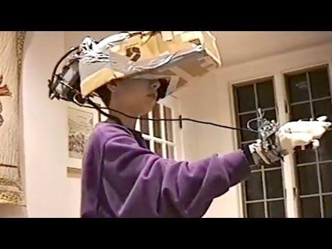 175f93a37dce ▷ VR Helmet demo - YouTube