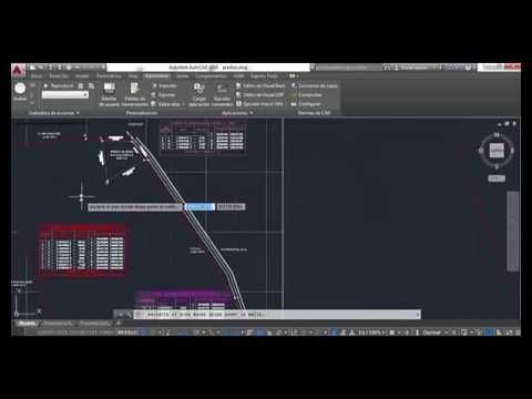 Como Generar Grilla Malla De Coordenadas Autocad 2016 Cne Autocad Map Screenshot Map