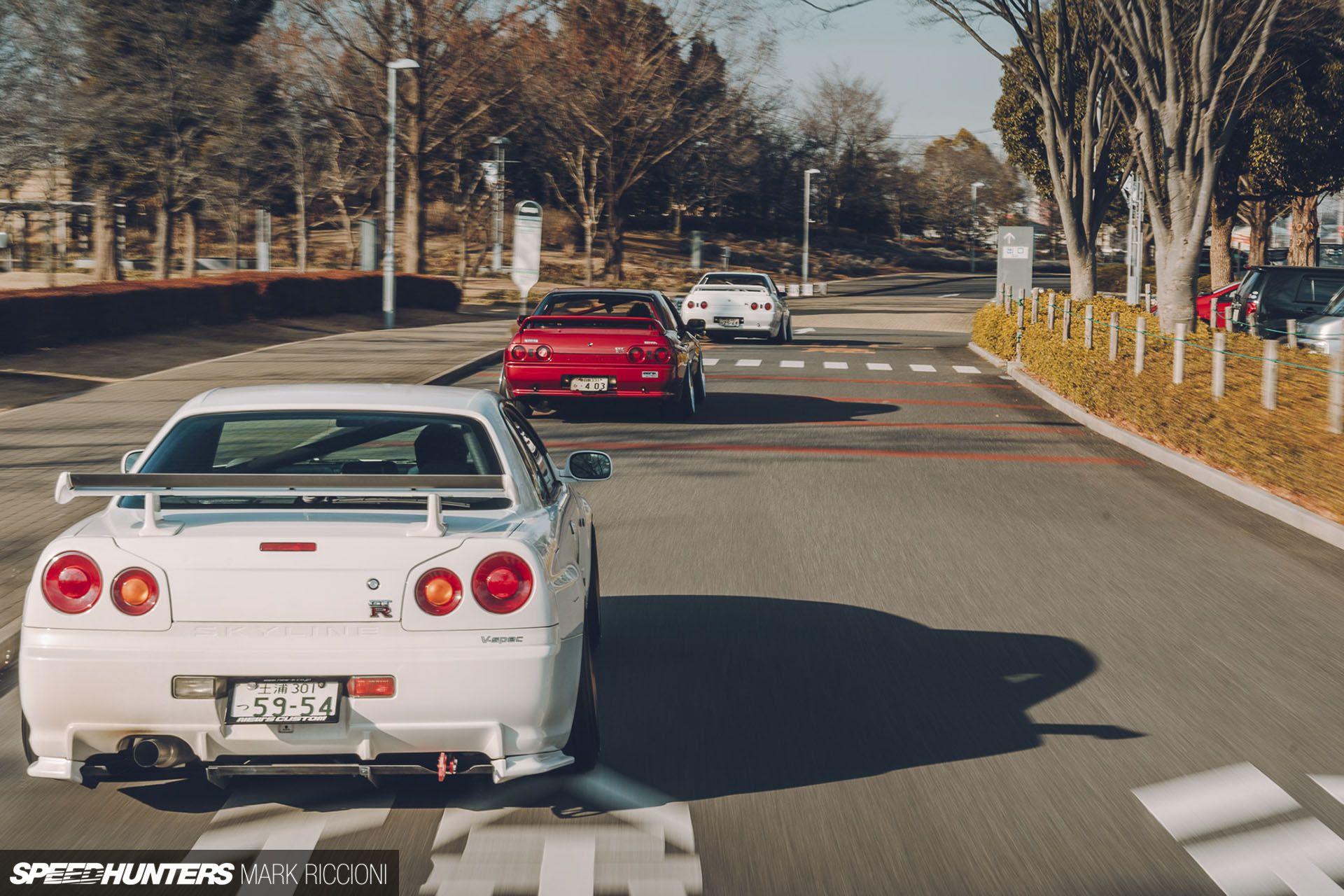 R34 R32 Nissan Skyline GT S GT R Pinterest