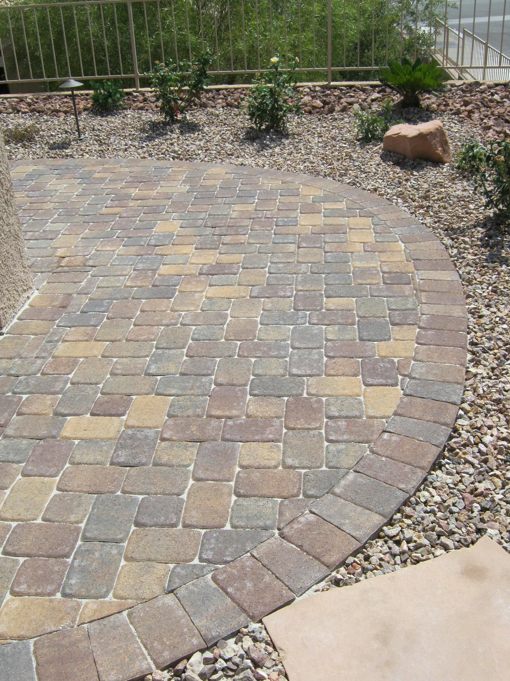 Difference Between Pavers Rings