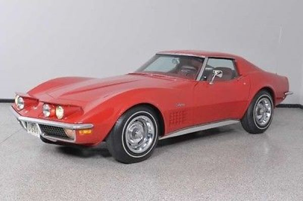 ✿1971 Corvette Coupe✿