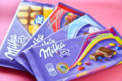 Milka Chocolate Milka Milka Chocolate Chocolate A Food