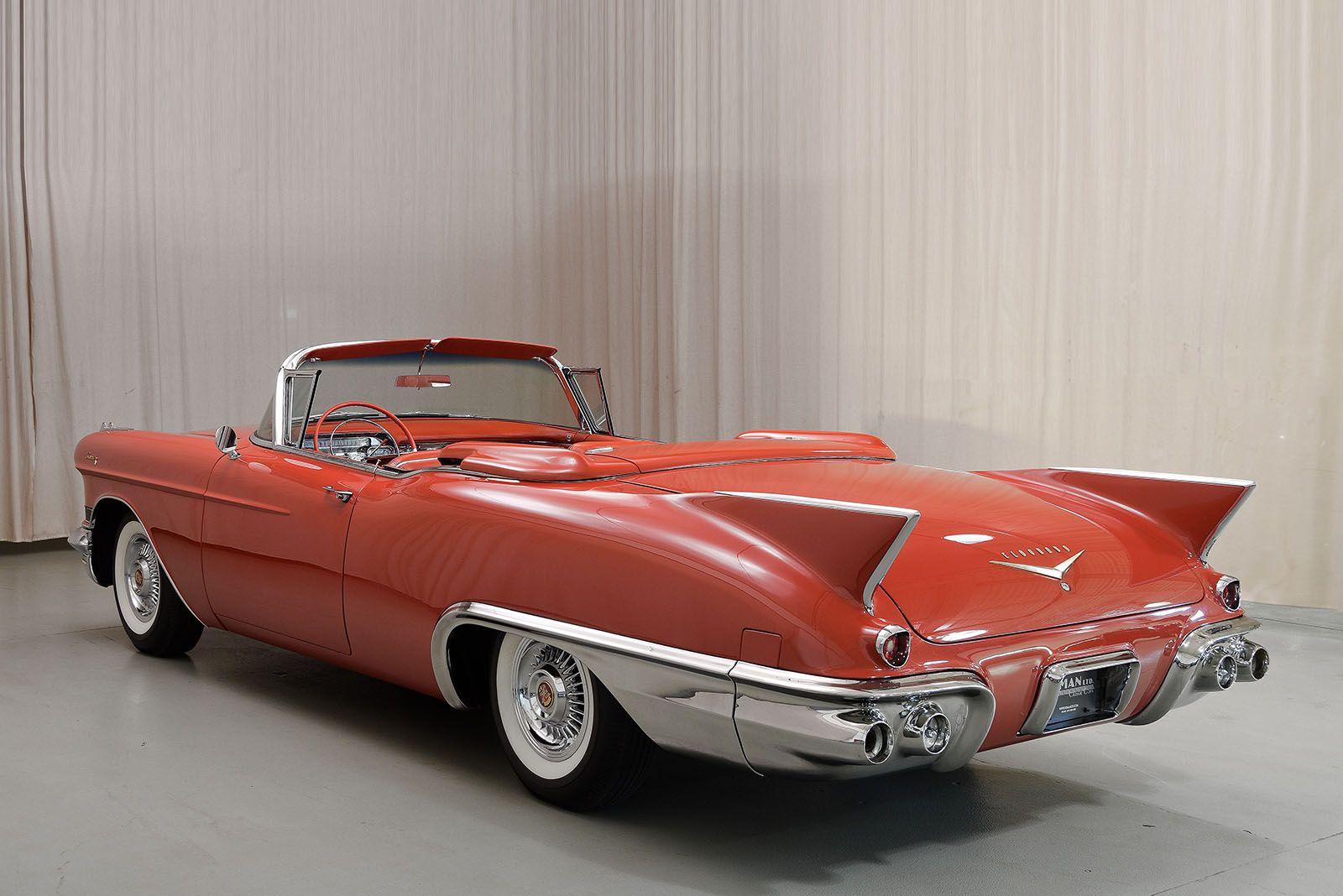 1957 Cadillac Eldorado convertible