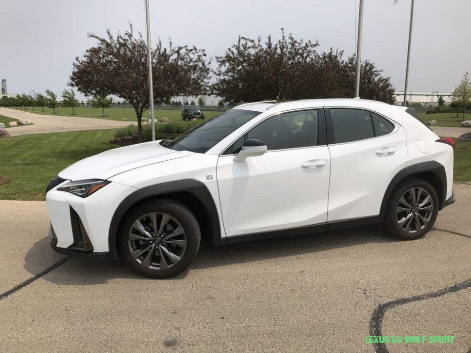 Ten Things You Most Likely Didnt Know About Lexus Ux 10 F