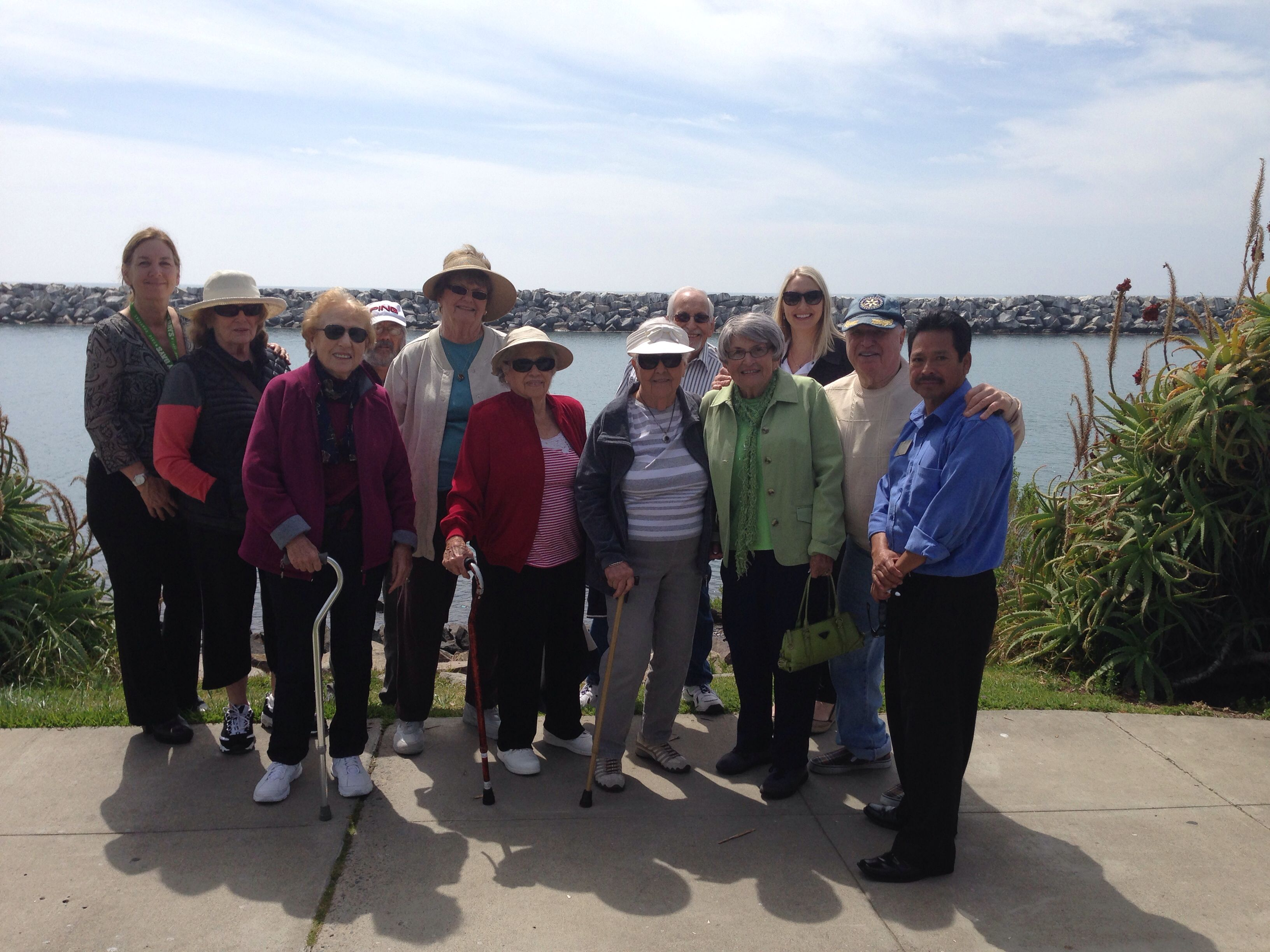 Dana Point Harbor Outing