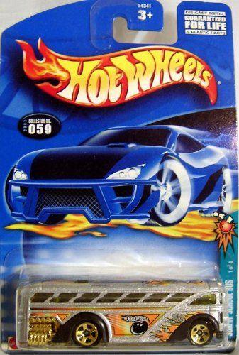 Hot Wheels HW Designs Surfin/' School Bus RARE