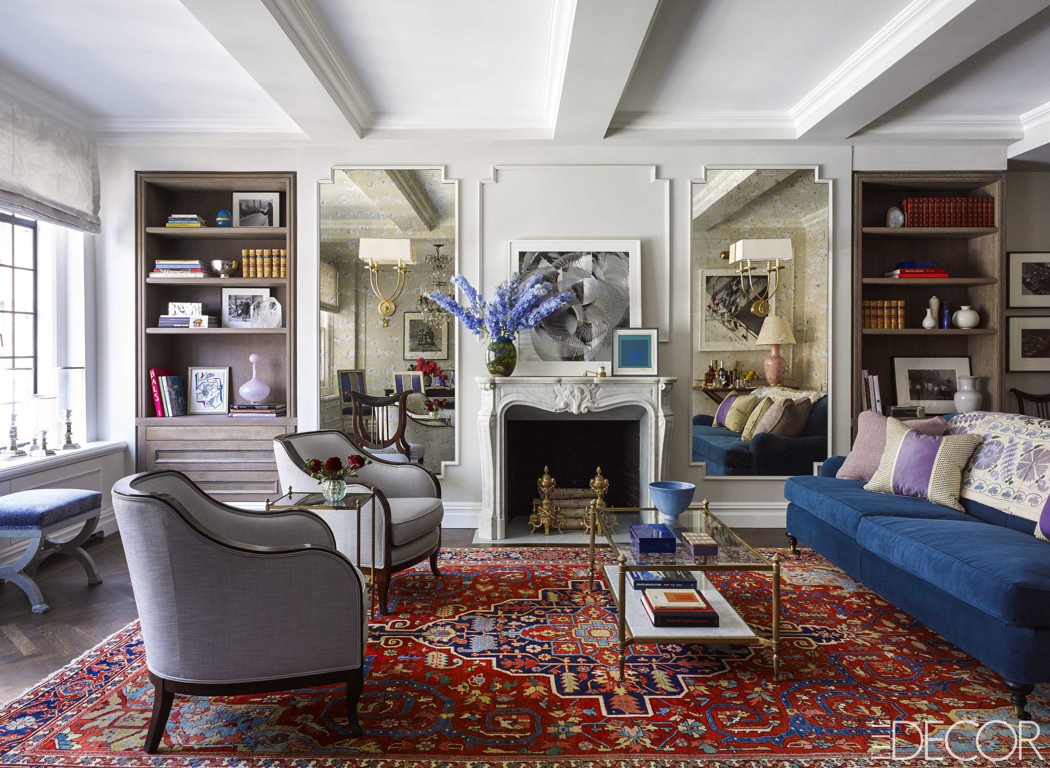 Emmy Rossum s NYC Apartment Is More Traditional Than You re