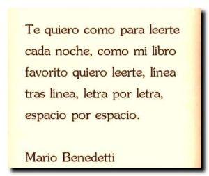 Resultado De Imagen Para Poemas De Mario Benedetti Cortos Frases