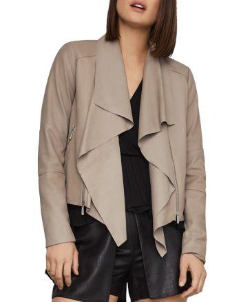 size18 womens waterfall coat