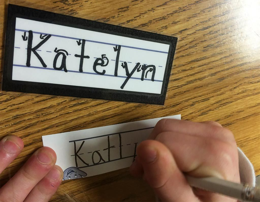 10 Kindergarten Handwriting Tips For January