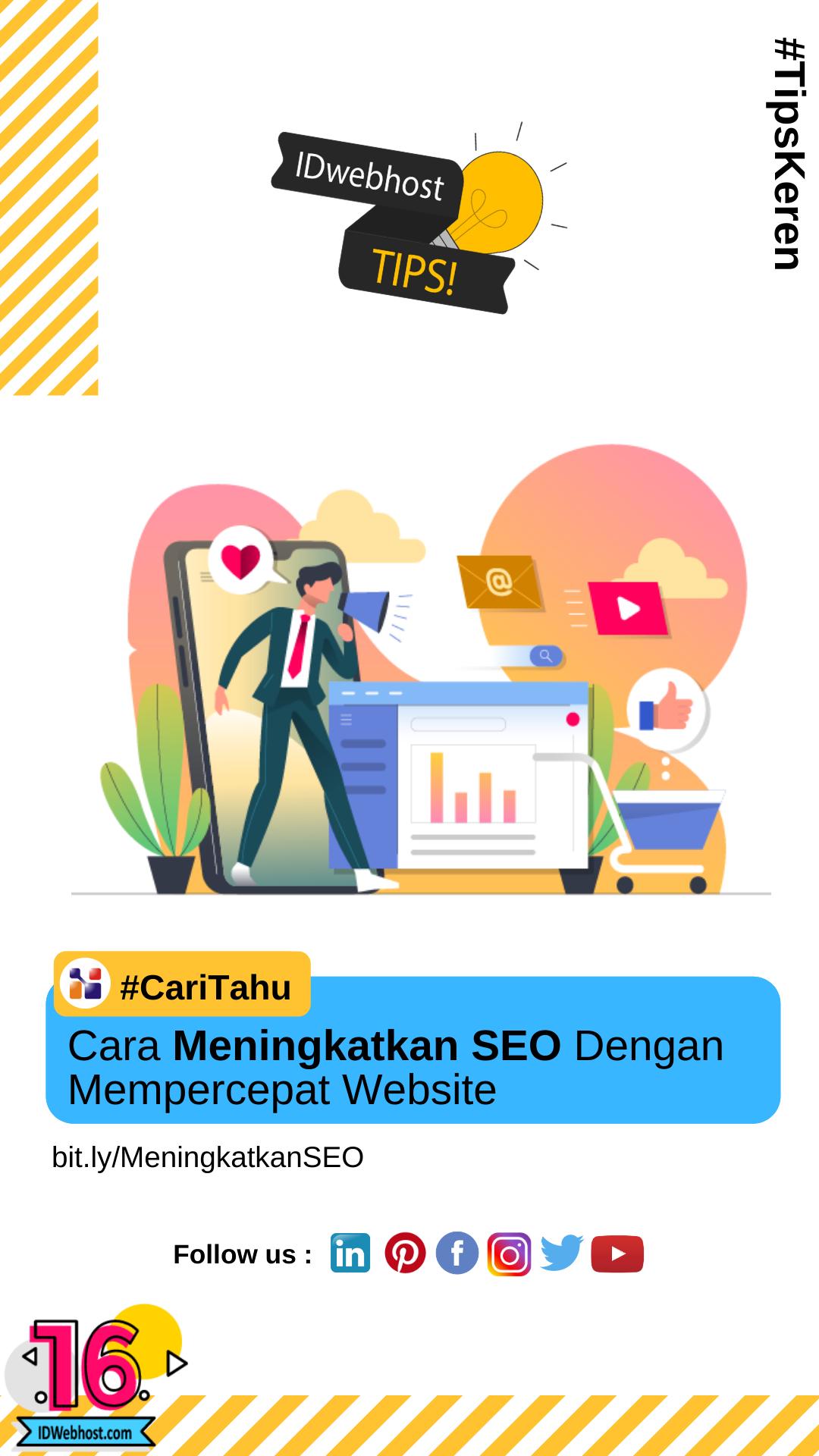 Cara Meningkatkan Seo Dengan Mempercepat Website Website Tahu Tips