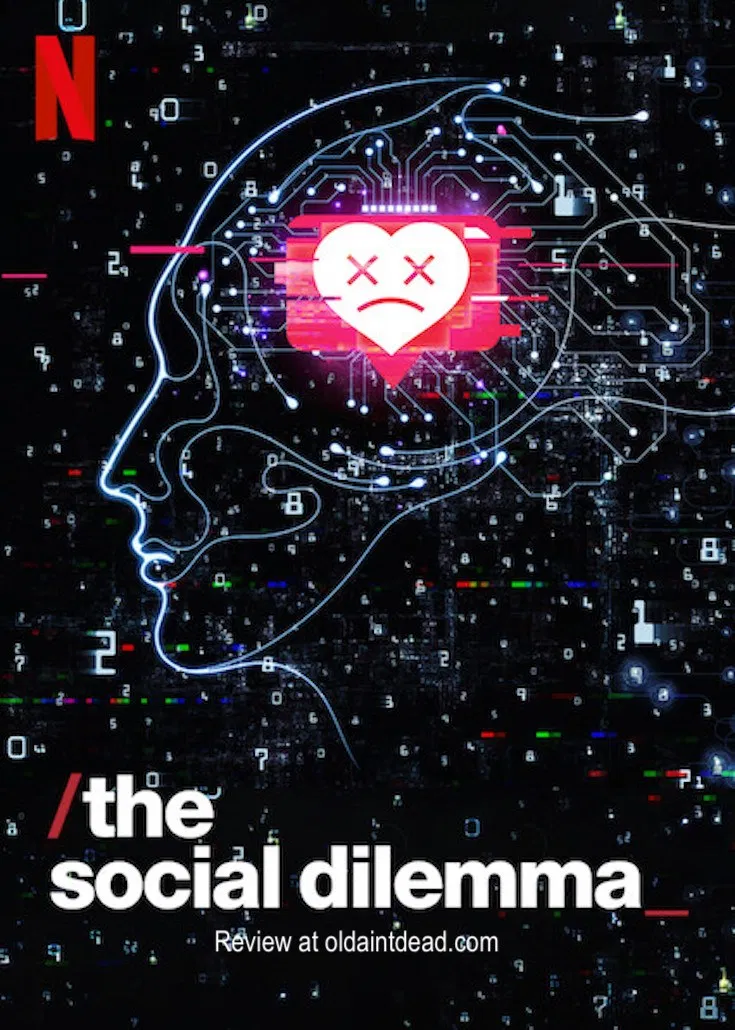 To Free Your Mind Watch The Social Dilemma Old Ain T Dead Dilemma Social Best Documentaries