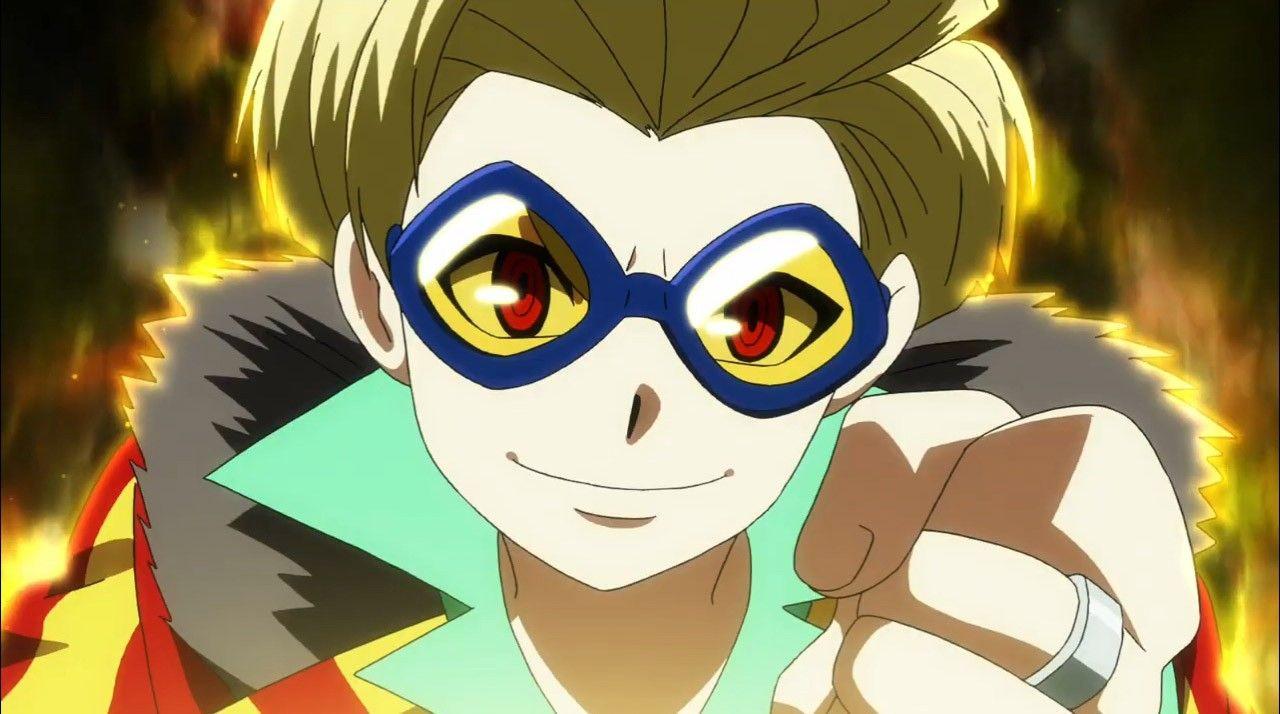 Pin by anime4ever on Beyblade burst Anime