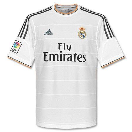 Real Madrid Kit 2013 2014 Real Madrid Champions League Real Madrid Kit