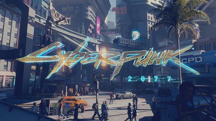 Cyberpunk 2077 Logo [Cold CG] Wallpaper Engine   Download Wallpaper Engine Wallpapers FREE 4K